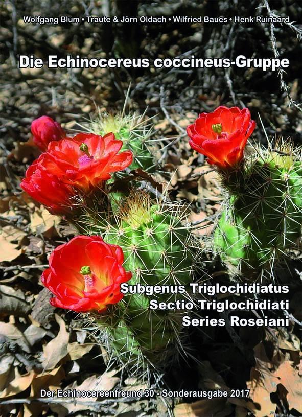 Der Echinocereenfreund - Sonderausgabe 2017