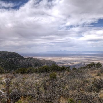 Desert View - Lincoln National Forest (Video)