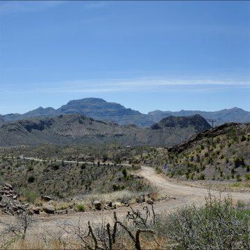 Desert View - Presidio County, Texas (Video)